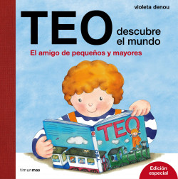 libros infantiles teo